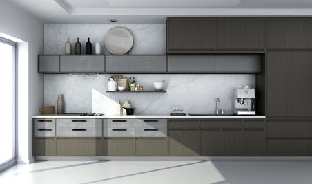 Kuchenschranke Reinigen Fettfrei Und Hygienisch Geht Auch Schnell